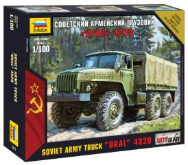 грузовик Урал 4320