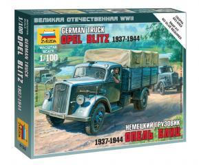 грузовик Опель-Блиц