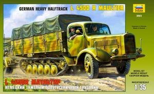грузовик L 4500R Маультир