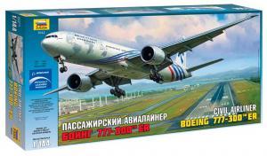 модель Боинг 777